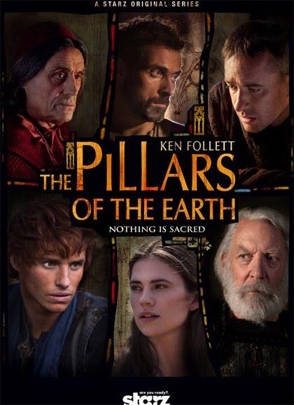 Cuatroº estrena «Los Pilares de la Tierra»
