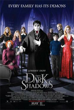 La deriva de Tim Burton: Sombras Tenebrosas