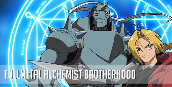 Esto es anime: Fullmetal Alchemist Brotherhood