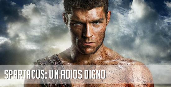 Adios a Spartacus