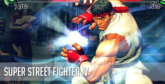 Primeras impresiones: Street Fighter IV arcade edition.