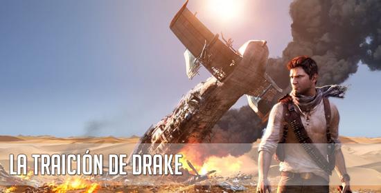 Análisis: Uncharted 3 – La traición de Drake.