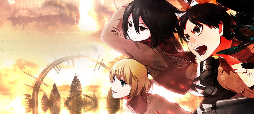 Shingeki no Kyojin puede morir de éxito.