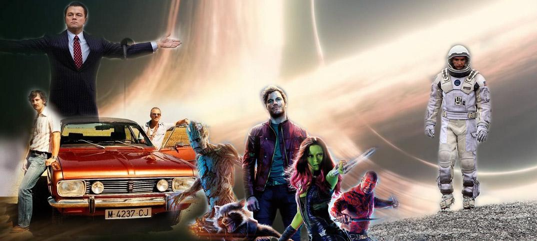 Top 10 películas estrenadas en 2014