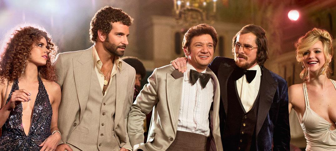 Las cinco razones por las que American Hustle es una buena película