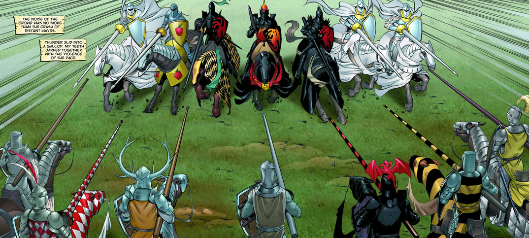 Reseña: El Caballero de los Siete Reinos – George R.R. Martin