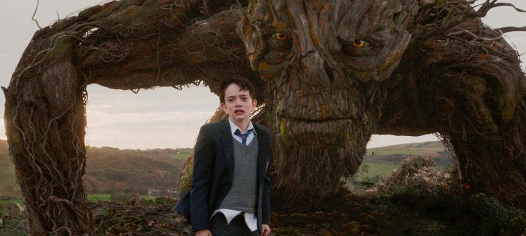 Crítica: Un monstruo viene a verme (2016)