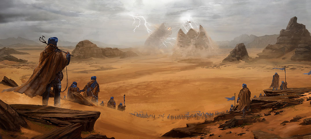 Reseña: Dune – Frank Herbert
