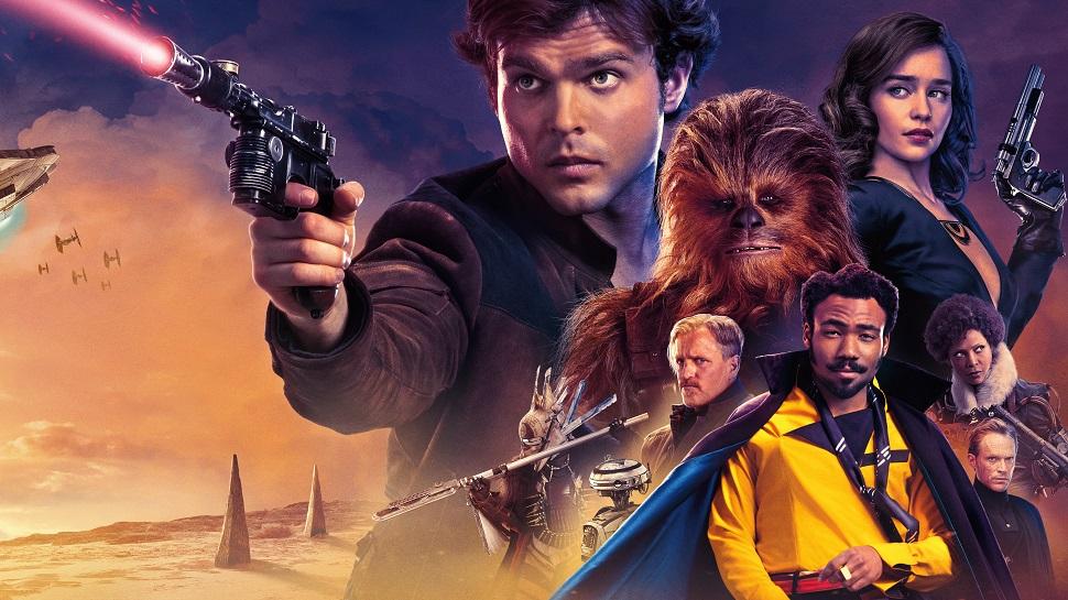 Crítica: Han Solo (2018)