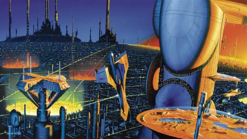 Reseña: En la arena estelar – Isaac Asimov